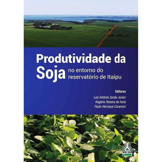 Livro Produtividade Da Soja