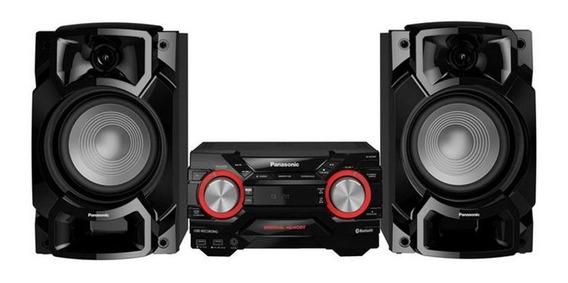 Mini System Panasonic Bluetooth Sc-akx440 580w