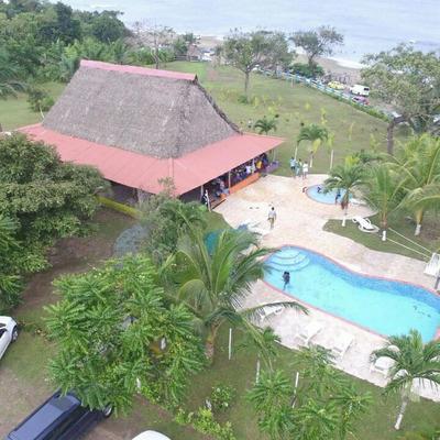 Hostal En Playa Del Toro, Panamá