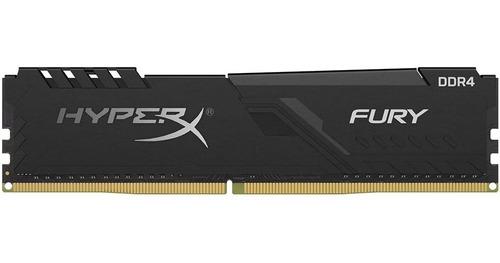 Memória Gamer 4gb Ddr4 2133mhz Kingston Hyperx Fury