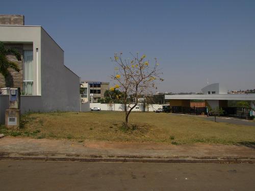 Imagem 1 de 6 de Terreno Em Condomínio À Venda, Loteamento Residencial Jardim Dos Ipês Amarelos - Americana/sp - 18246