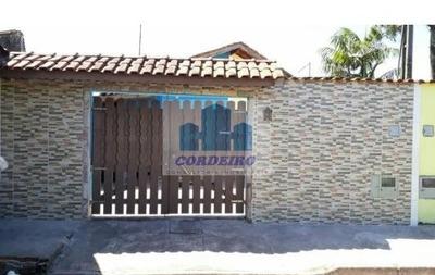Casa De 02 Dormitórios Em Itanhaém - 729