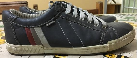 Sapatênis Freeway Mayer Footwear Azul