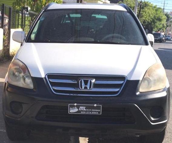Honda Crv Full 2005, 4x4