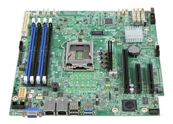 Placa Mãe Serv Intel Dbs1200spsr Xeon E3-1200v5/v6 Open Box