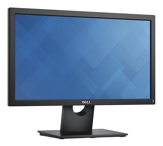 Monitor Dell E2016h 20 PuLG Entradas Vga Y Dp
