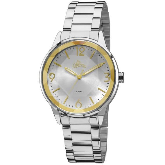 Relógio Allora Feminino Al2035fat/3k