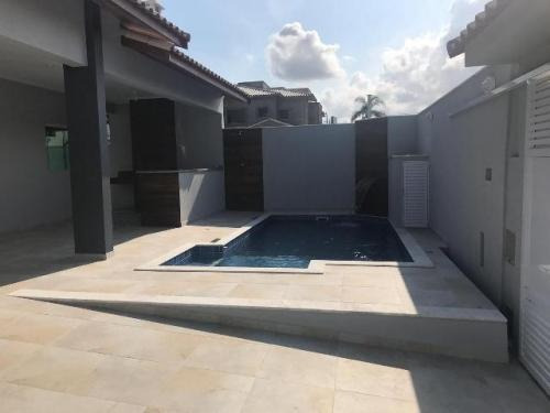Excelente Casa No Bairro Flórida, Peruibe, Ref. C0679 L C