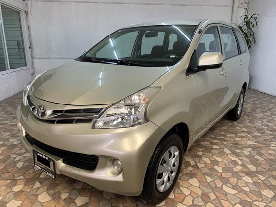 Toyota Avanza Premium Factura Original Automática Muy Nueva