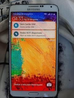 Sansung Galaxy Note 3 Em Ótimo Estado De Funcionamento