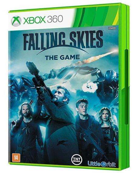 Falling Skies The Game - Xbox 360 - [ Frete Grátis ]