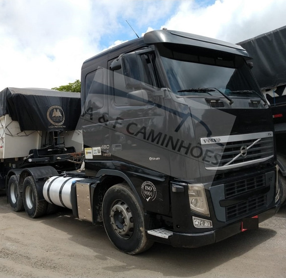 Volvo Fh 460 2012 6x2 I-shift