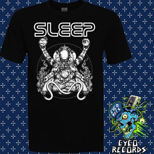 Imagen 1 de 3 de Sleep - Diseño 3 - Metal - Polera- Cyco Records