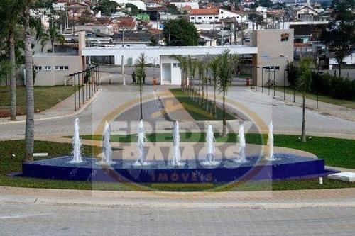 Terreno A Venda No Bairro Jardim São Pedro Em Mogi Das - 242-1