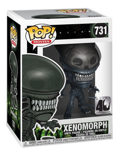 Funko Pop Alien 731 Xenomorph Original Nuevo Magic4ever