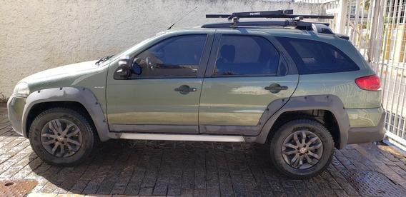 Fiat Palio Adventure 1.8 16v Flex Dualogic 5p 2012
