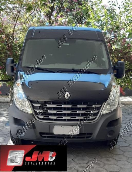 Renault Master Ano 2014 L3h2 Executiva Soft Jm Cod 857