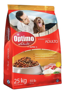 Alimento Optimo Selecto perro adulto 25kg