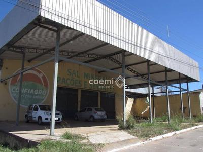 Sees Qd 14 - Galpão Para Locação Comercial, Próximo A Br, Sobradinho, Brasília - Codigo: Ga0010 - Ga0010