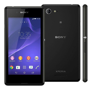 Smartphone Sony Xperia E3 D2243 4gb Original Preta