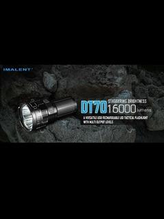 Lanterna Imalent Dt70