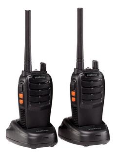 Rádio Comunicador Twin Rc3002 Par 20km Intelbras