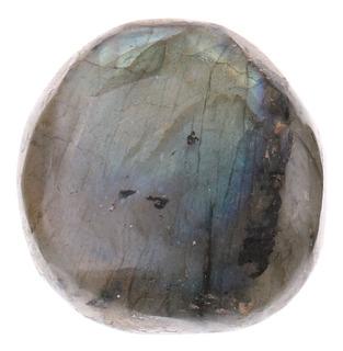 Piedra Cristal Cuarzo Natural Oval 3 - 6 Cm De Largo