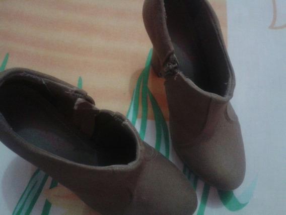 Zapatos Mujer Tipo Botin