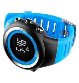 Relógio Ezon T-031 C/ Gps Esportes /corrida /promoção