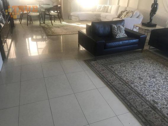Apartamento A Beira Mar Da Praia De Boa Viagem - Ap3695