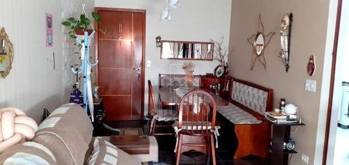 Imagem 1 de 16 de Apartamento Com 2 Dormitórios À Venda, 60 M² Por R$ 270.000,00 - Independência - São Bernardo Do Campo/sp - Ap1514