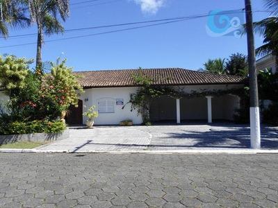 Casa Para Locação, Jardim Acapulco, Guarujá. - Ca1584