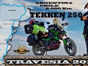 Moto Jawa Tekken 250 Enduro 0km 2018 Equipada 10/11