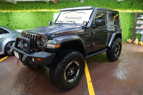 Imagen 1 de 14 de Jeep Wrangler 2018 Blindado