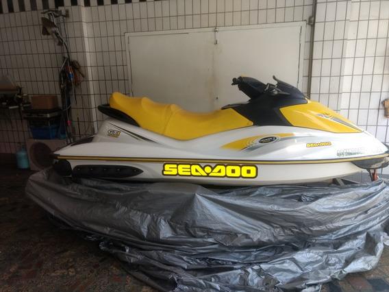 Jet Ski Seadoo Gti 130 Hp 2007 4 Tempos Original Completo