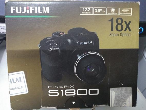 Câmera Digital Fujifilm Finepix S1800 Usada