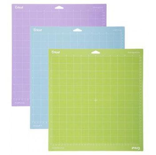 Cricut - Kit Bases De Corte Tamanho 30.5 X 30.5 Cm