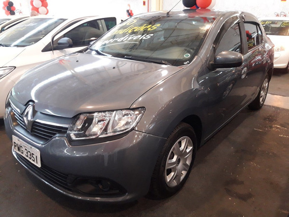 Renault Logan 1.6 Expression 8v Flex 4p Manual 2015/2016