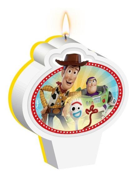 Vela Plana Toy Story 4