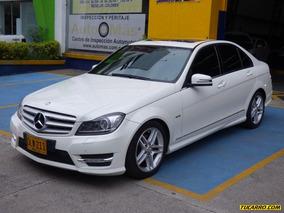 Mercedes Benz Clase C C250 Cgi Amg