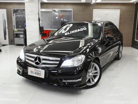 Mercedes C-180 2013 Blindado