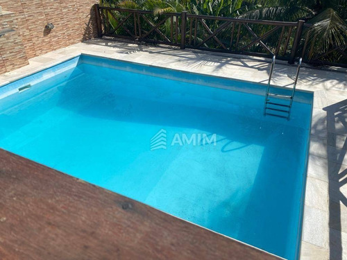 Casa Com 4 Dormitórios À Venda, 193 M² Por R$ 840.000,00 - Itaipu - Niterói/rj - Ca0823