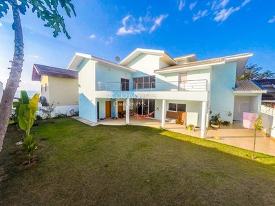 Luxuosa Casa Condomínio Santa Helena Caçapava. - Ca1172