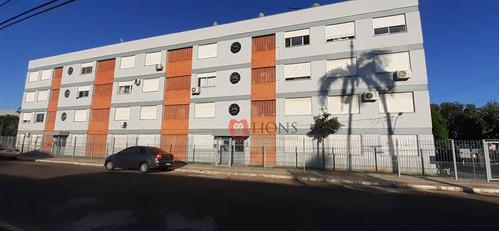 Apartamento Com 2 Dormitórios À Venda, 61 M² Por R$ 200.000 - Caça E Pesca - Gravataí/rs - Ap0713