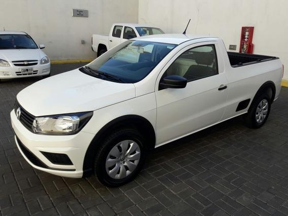 0km Volkswagen Nueva Saveiro Cabina Simple 2020 Full Precio