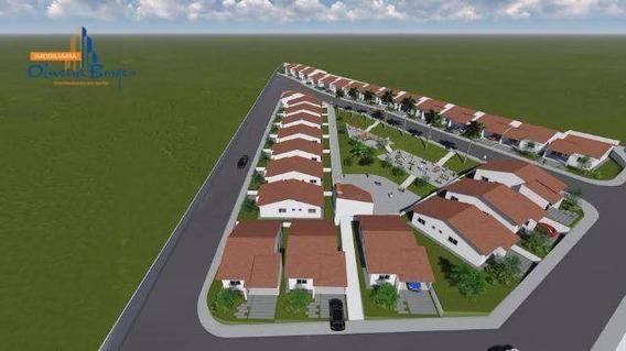 Casa Com 3 Dormitórios À Venda, 106 M² Por R$ 250.000,00 - Residencial Araguaia - Anápolis/go - Ca0246