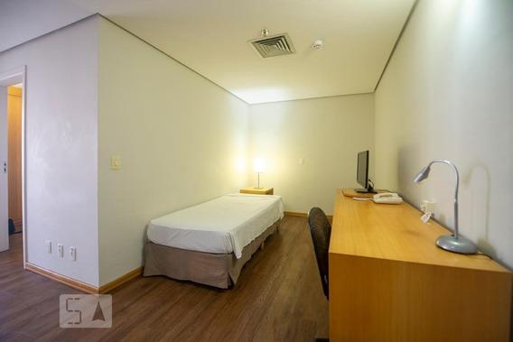Apartamento Para Aluguel - Jardim Bela Vista, 1 Quarto, 44 - 893062038