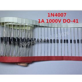 Kit 10 Diodos Retificador 1n4007 1a 1000v Do-41 Aproveite