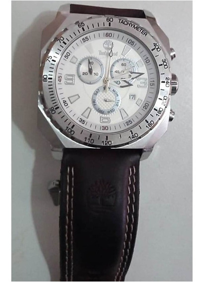Relógio Masculino Timberland Modelo Tbl 13324jsb04 Semi Novo