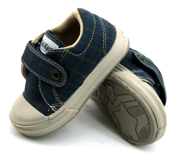 Zapatillas Kickers Hanna Escoces Niño 536714 Empo2000